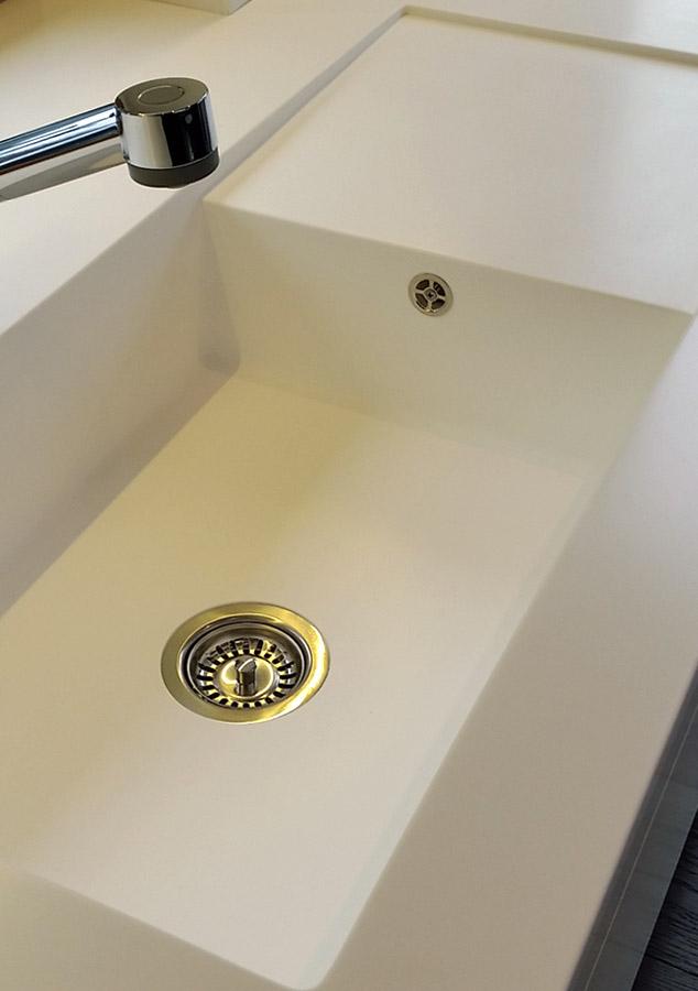 arbeitsplatte f r ihr k che aus acrylstein wie corian et surface products gmbh. Black Bedroom Furniture Sets. Home Design Ideas