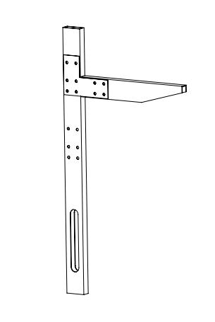 maanodo tech konsole maanodo einbau konsole f r. Black Bedroom Furniture Sets. Home Design Ideas